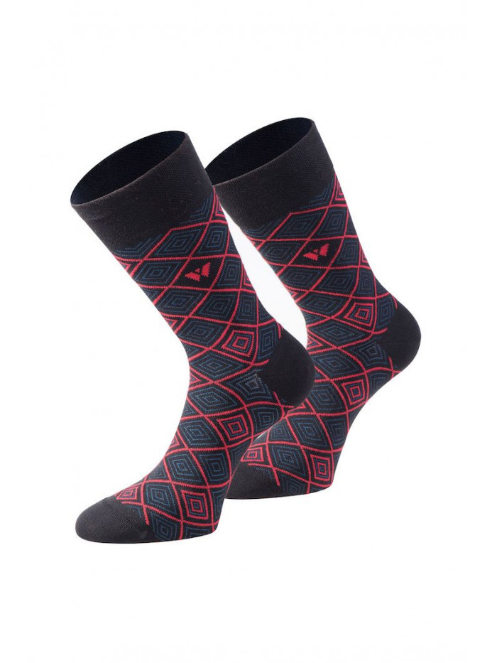 Ponožky Walker's čierny Diagram