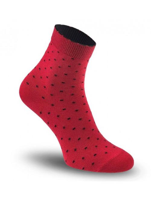 Ponožky Tatrasvit Volsa červené