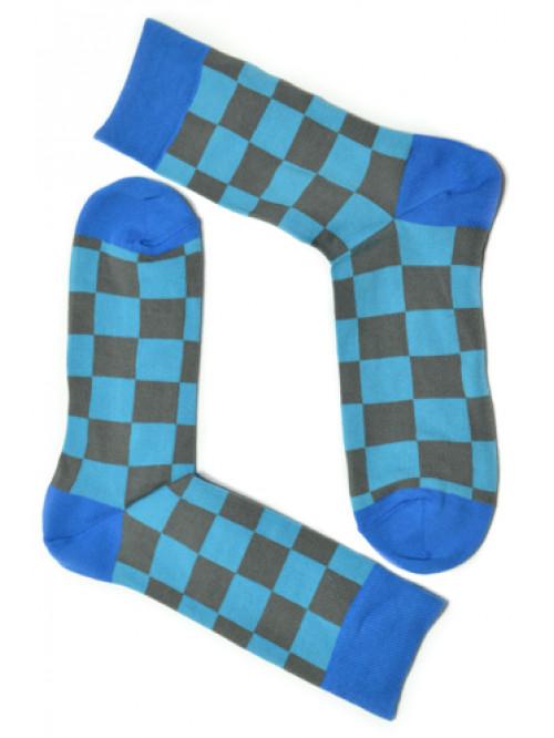 Ponožky Tatrasvit Saso modro-sivé