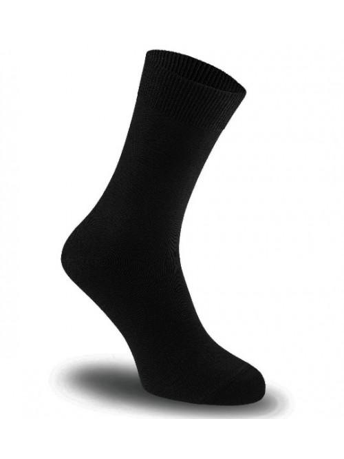 Ponožky Tatrasvit Hupoj so striebrom čierne