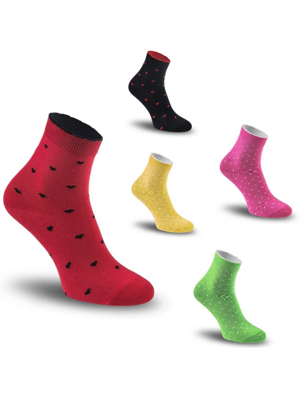 Ponožky Tatrasvit Volsa 5 Pack