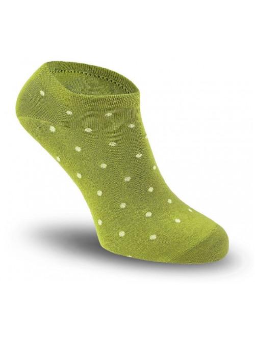 Ponožky Tatrasvit Mini Dots Green