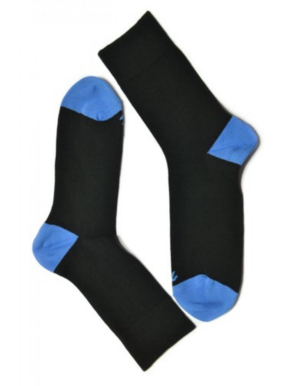 Ponožky Tatrasvit Abez čierno - modré