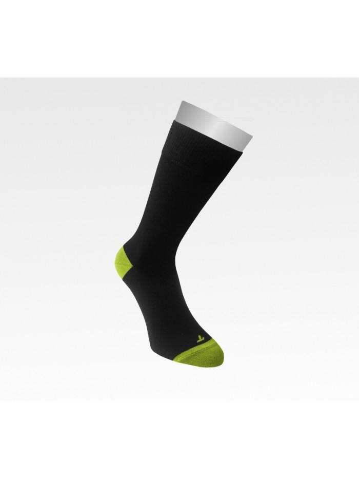Ponožky Tatrasvit Abez čierne - tmavozelené