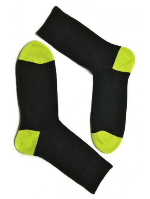 Ponožky Tatrasvit Abez čierno - zelené