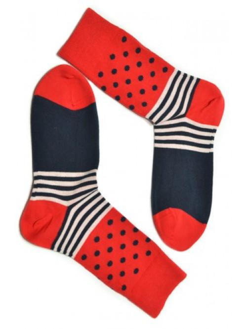 Ponožky Tatrasvit Gugo červené