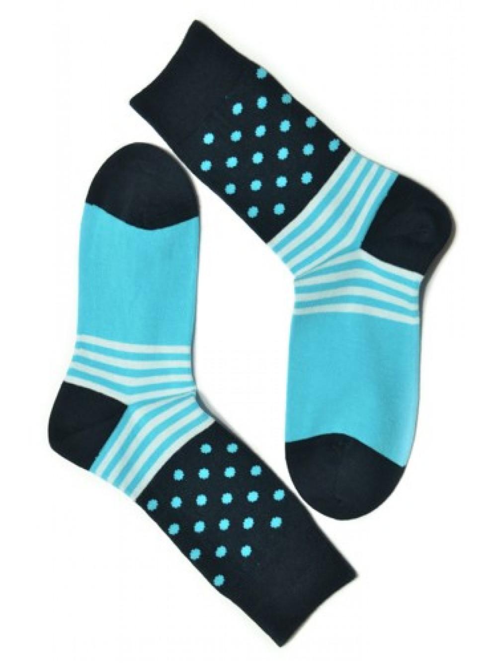 Ponožky Gugo Tatrasvit modré
