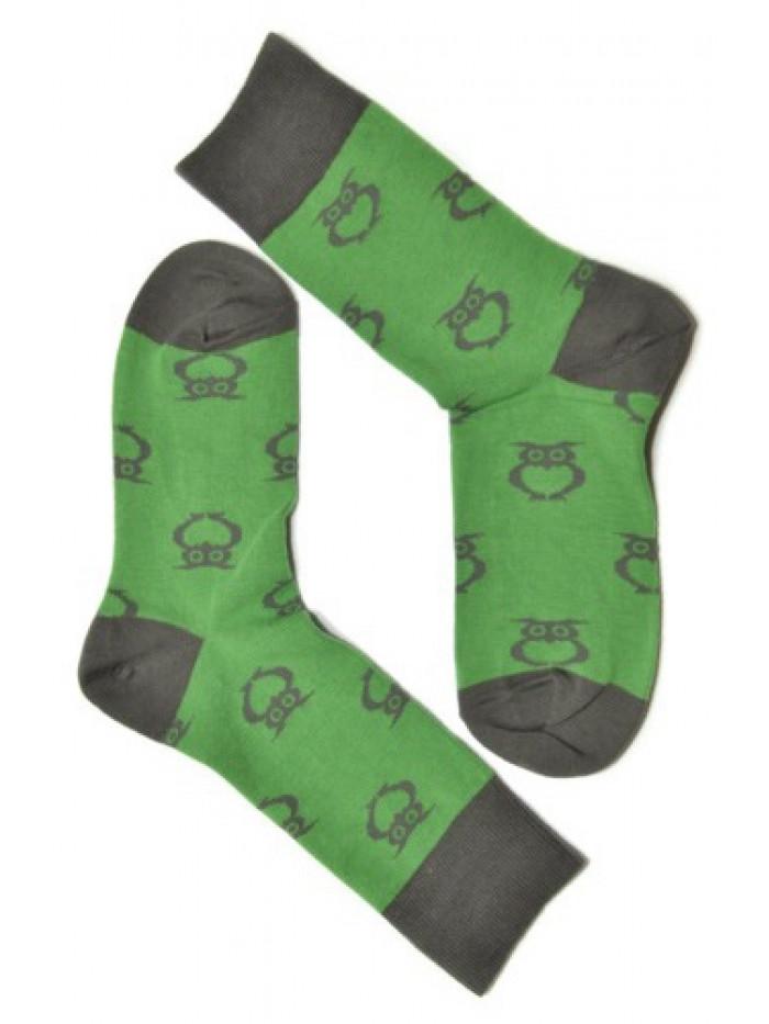 Ponožky Tatrasvit Sovan zelené