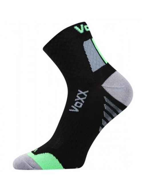 Ponožky VoXX Kryptox čierne
