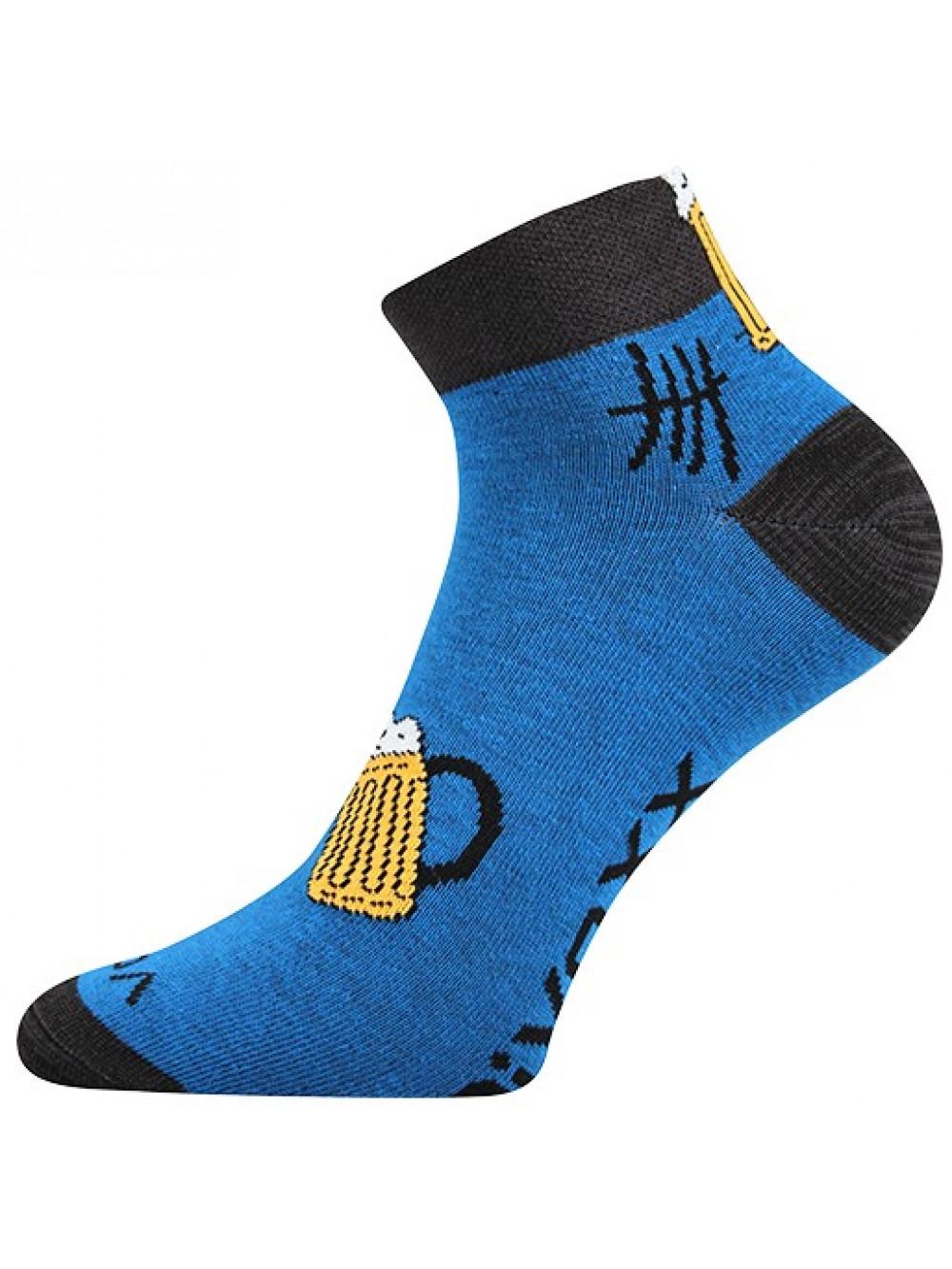 Ponožky VoXX Piff Blue
