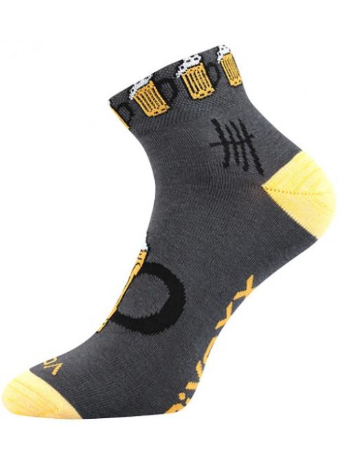 Ponožky VoXX Piff Grey