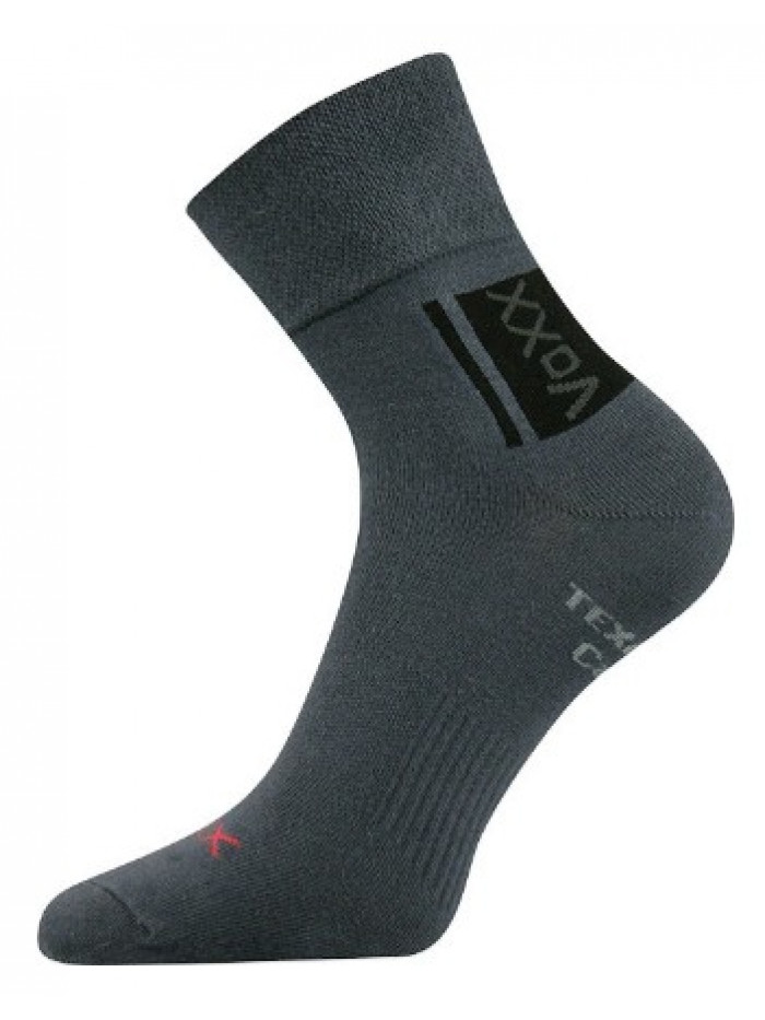 Ponožky VoXX Optifan proti kliešťom sivé