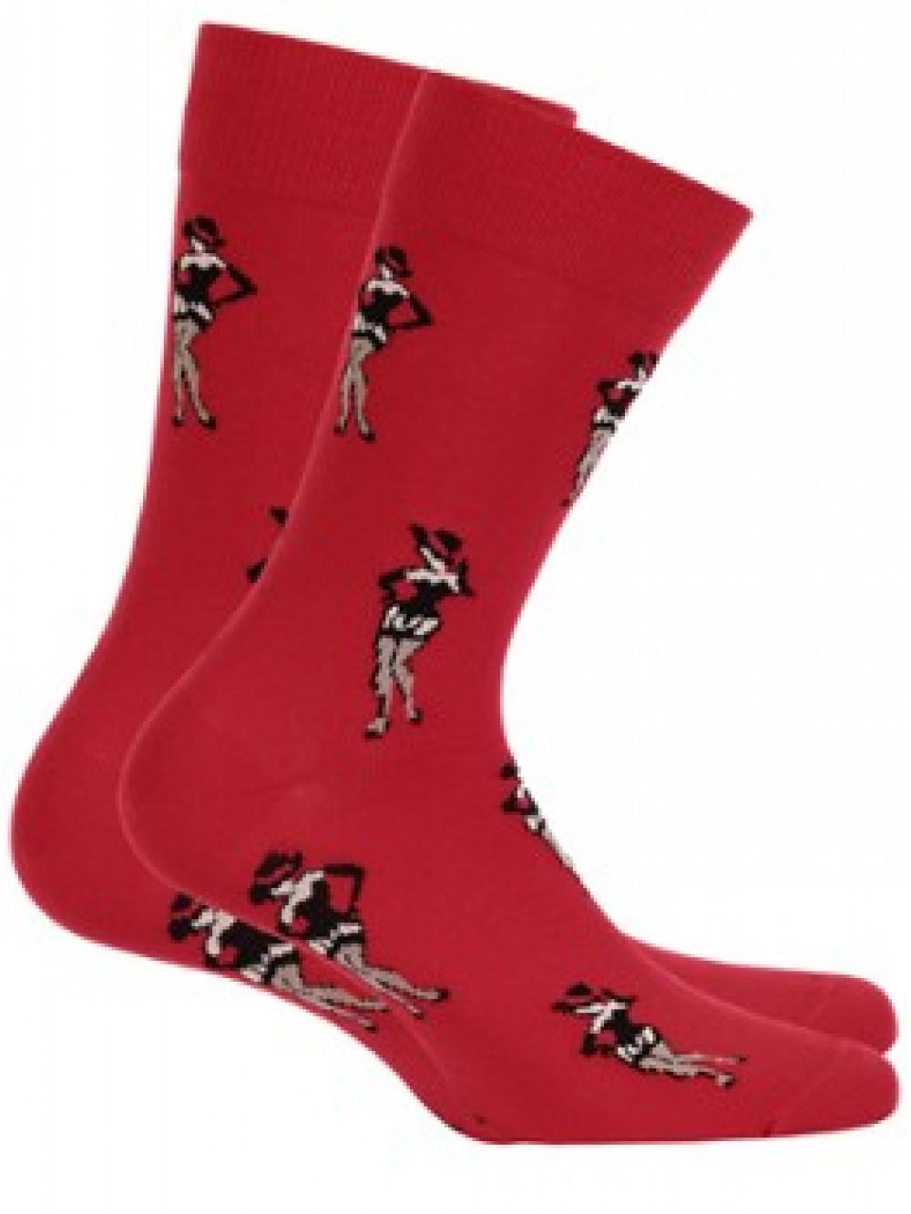 Ponožky Wola Playboy