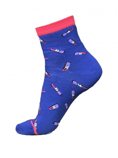 Ponožky Wola Lipstick