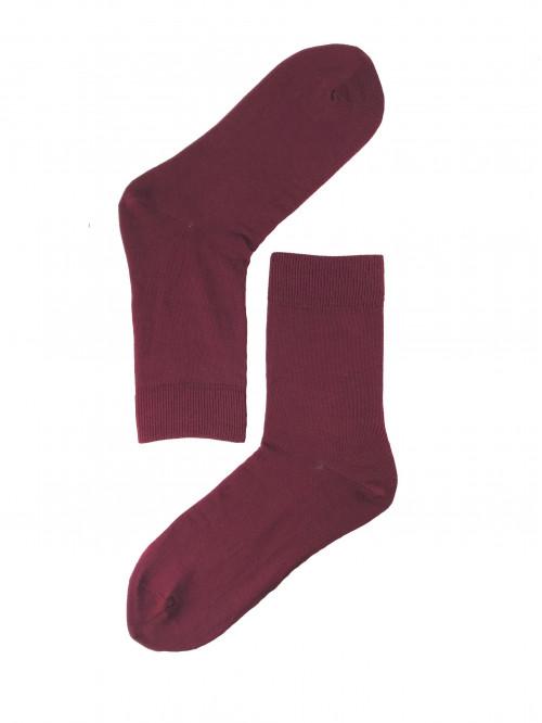 Fialové Ponožky Wola Purple