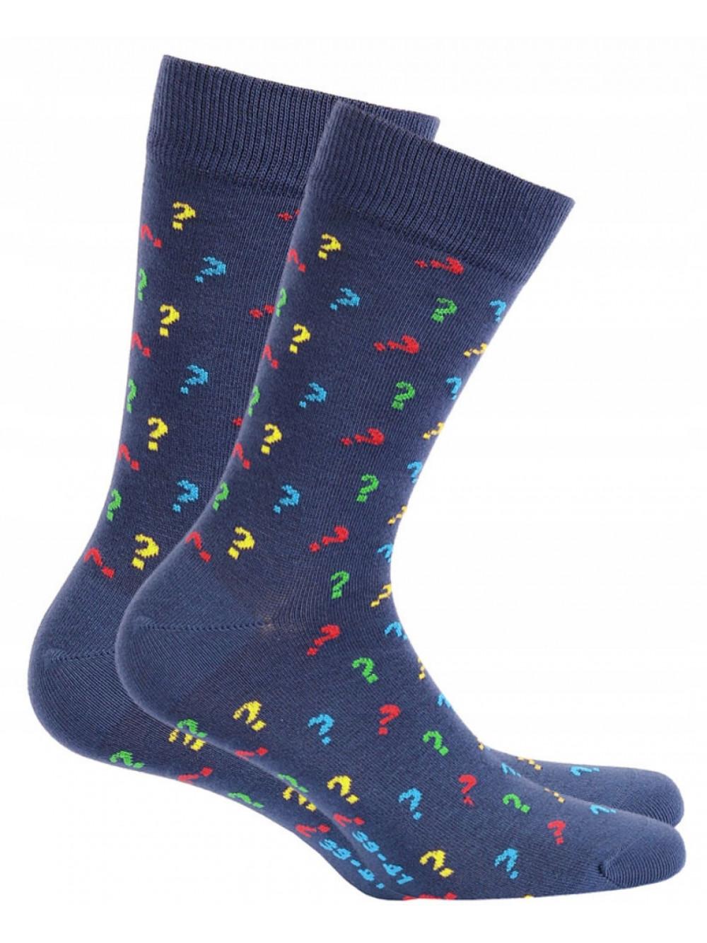 Ponožky Wola Question Man