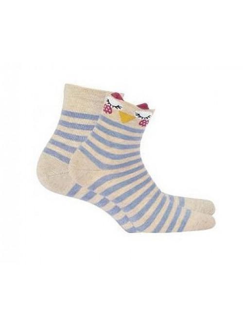 Ponožky Wola Happy Bird