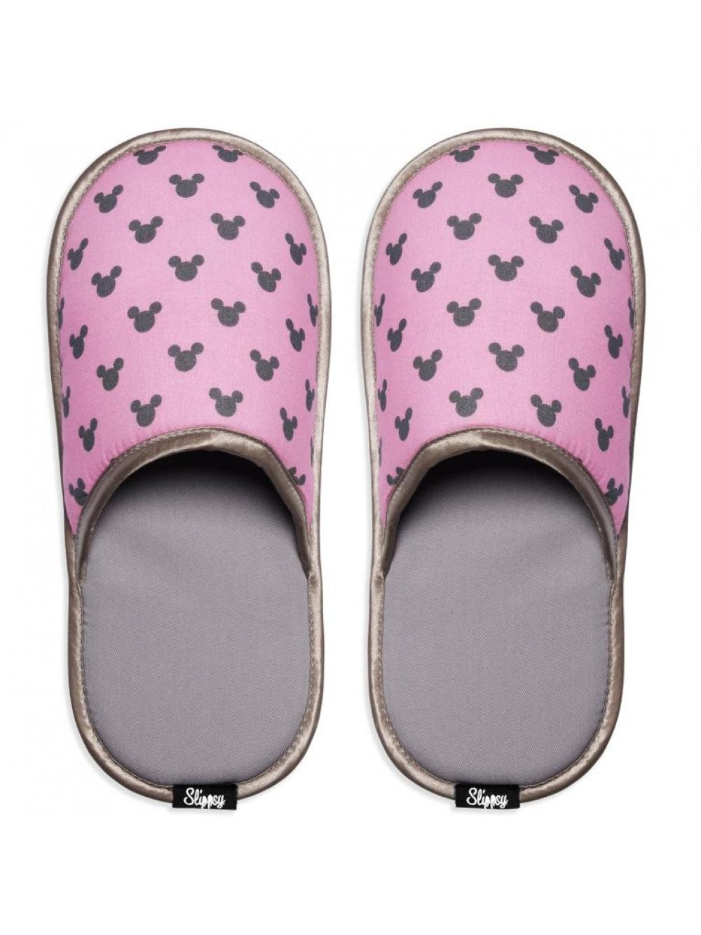 Papuče Slippsy Minnie Ružové