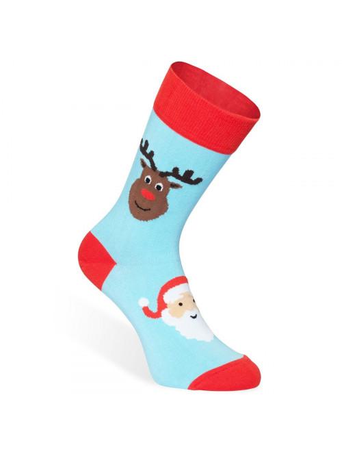 Ponožky Slippsy Santa Socks