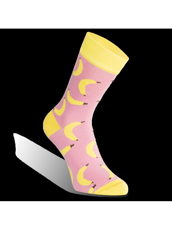 Ponožky Slippsy Banana Socks