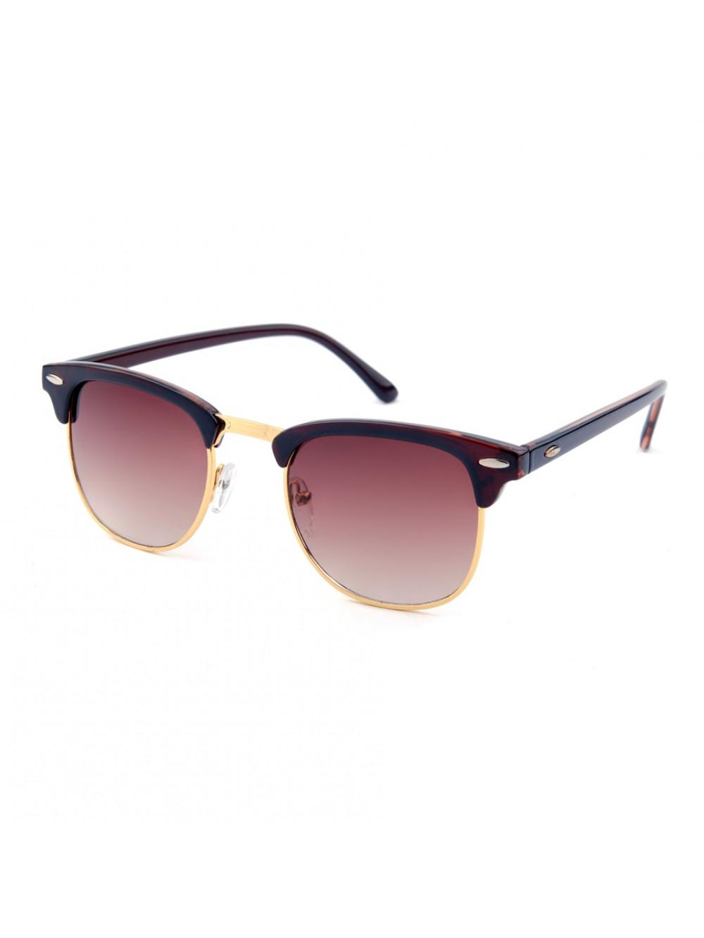 Slnečné okuliare Clubmaster Brown