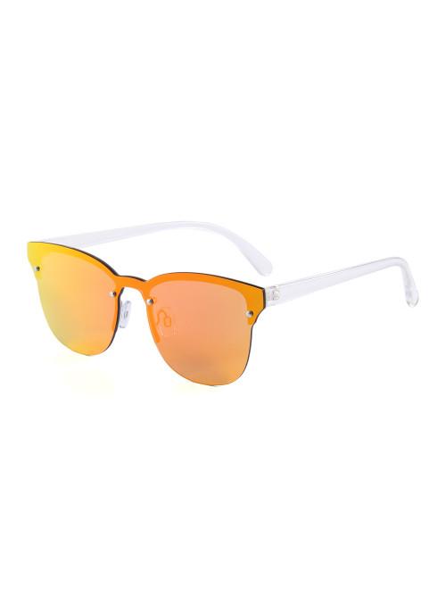 Slnečné okuliare Clubmaster Blaze Red