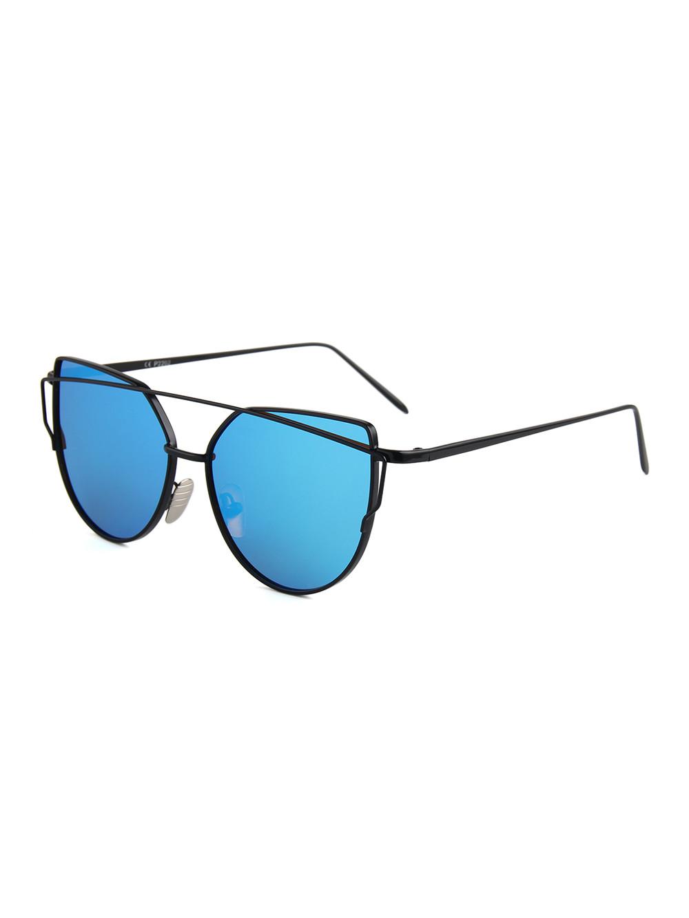 Slnečné okuliare Crossbar Cat Eyes Dark Blue