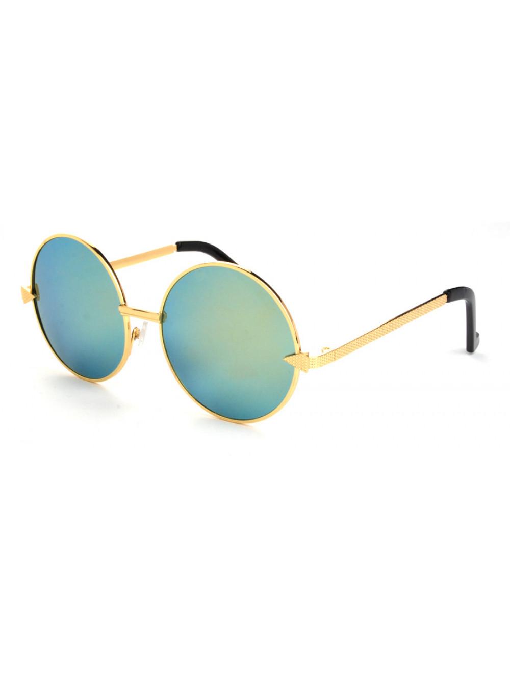 6cd645c54 Slnečné okuliare Lenonky Retro Green zelené