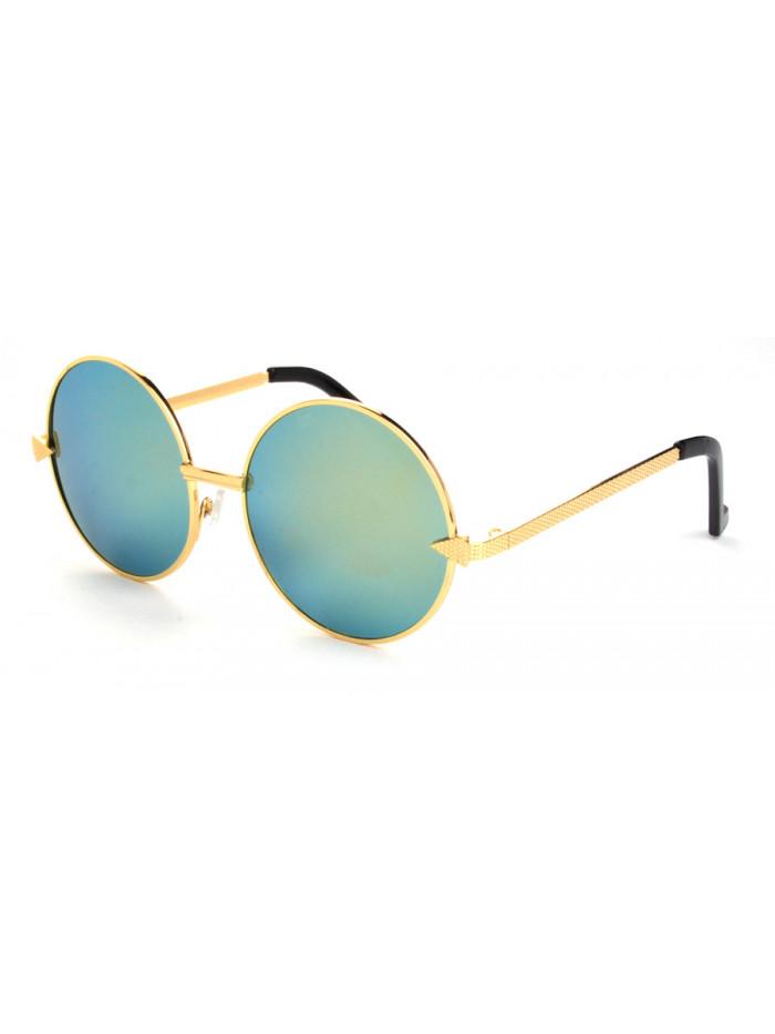 Slnečné okuliare Lenonky Retro Green