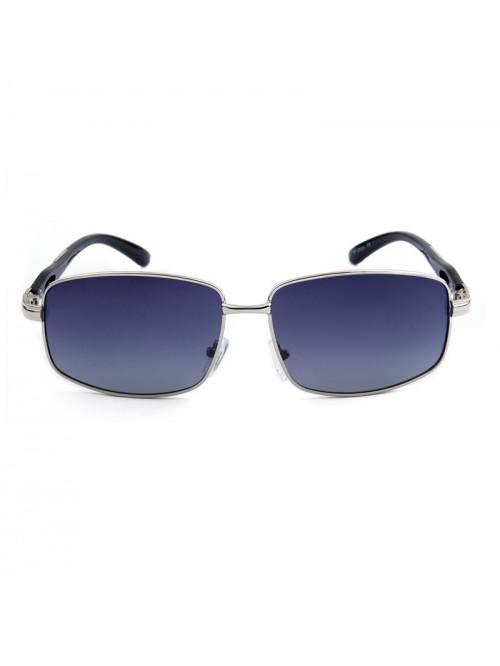 Slnečné okuliare Adam Silver polarizačné