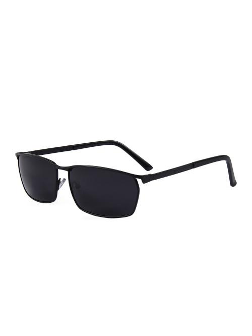 Slnečné okuliare Max Black polarizačné