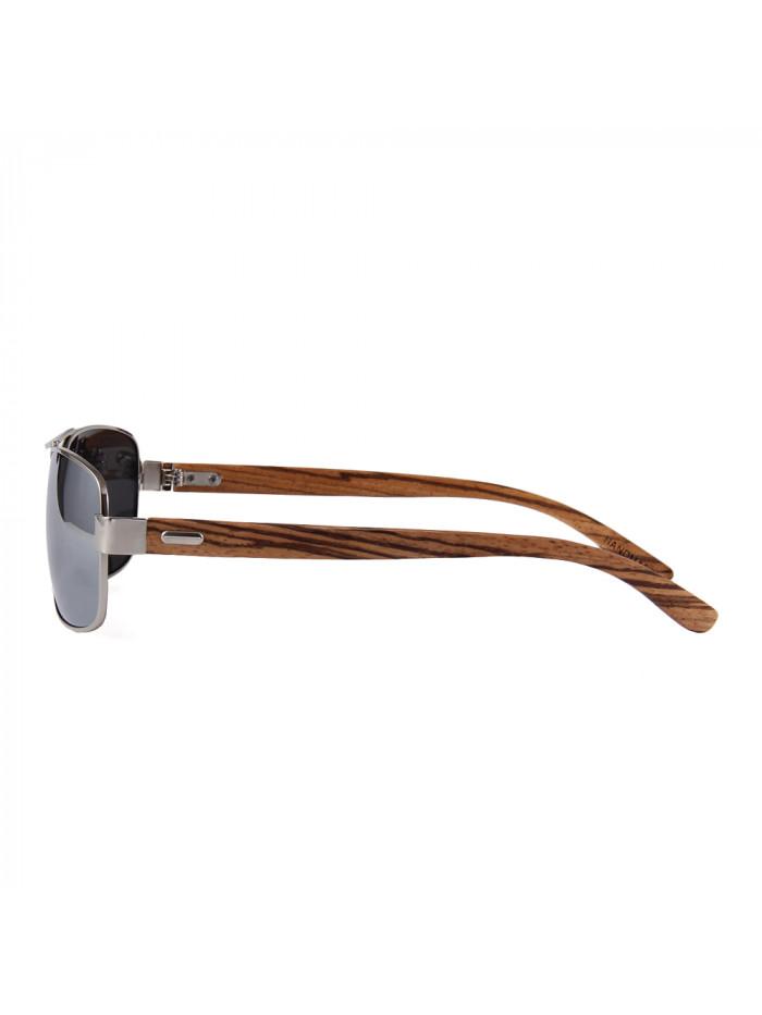 Slnečné okuliare James Silver polarizačné