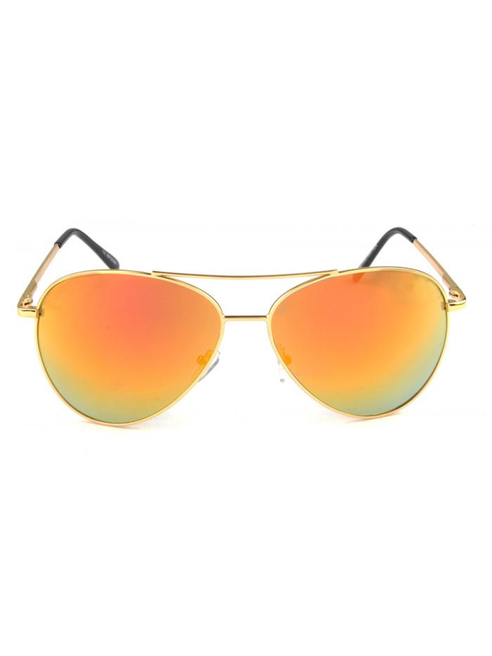 Slnečné okuliare Aviator Pilot Big Red