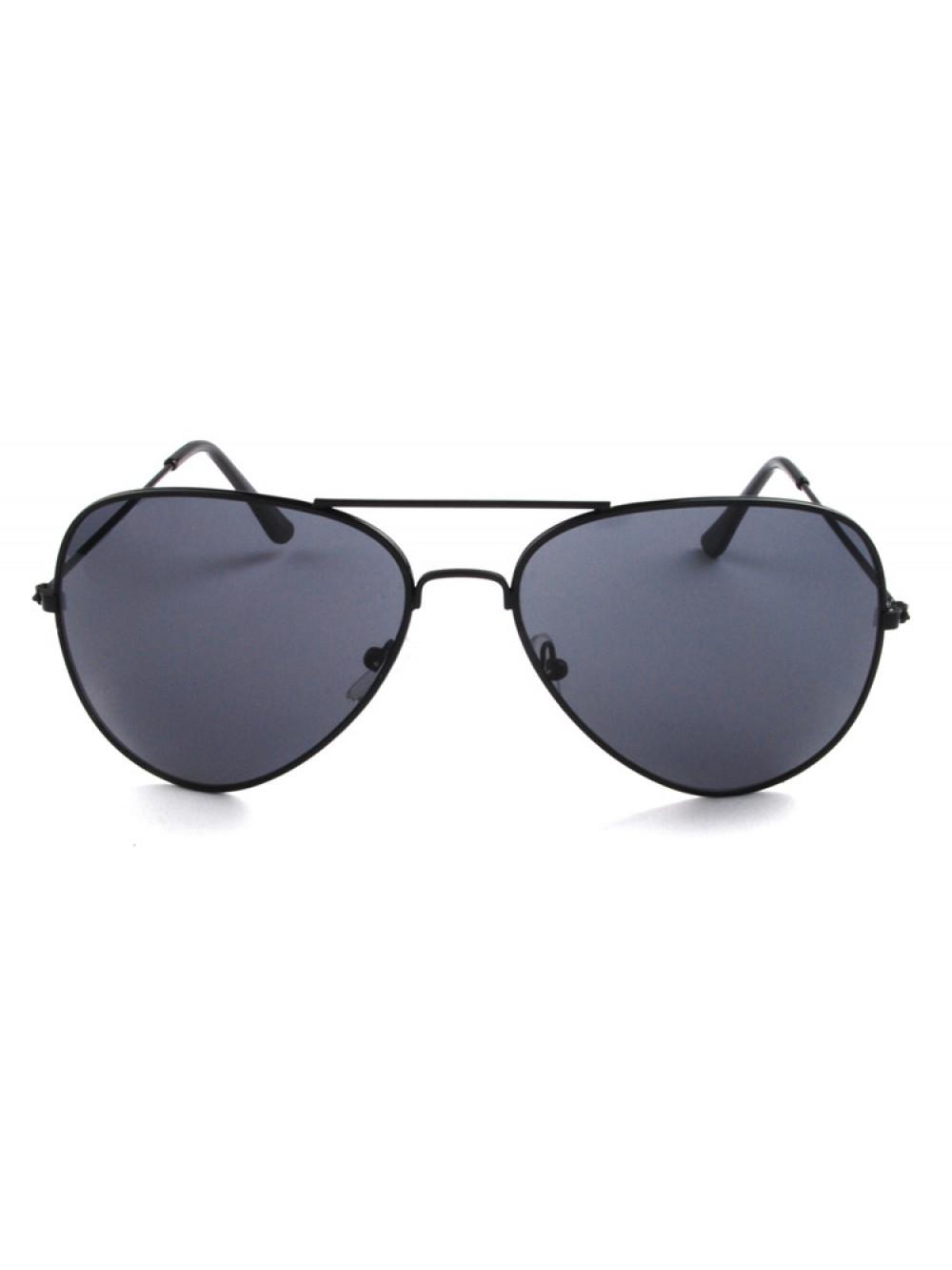 ... Slnečné okuliare Aviator Pilot Jet Black polarizačné ... 0c4767b61d9