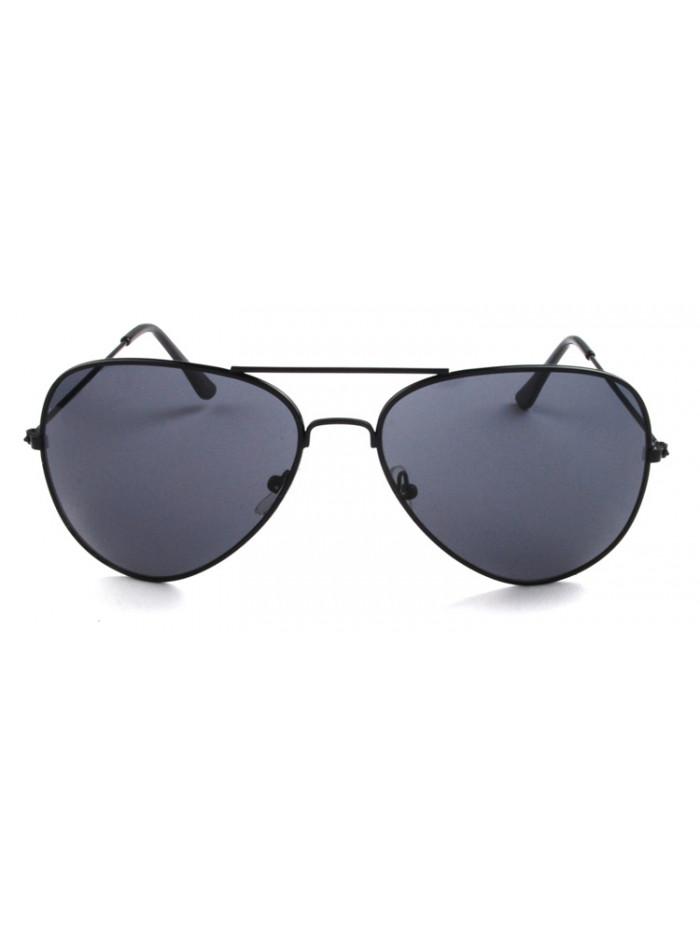 Slnečné okuliare Aviator Pilot Jet Black polarizačné