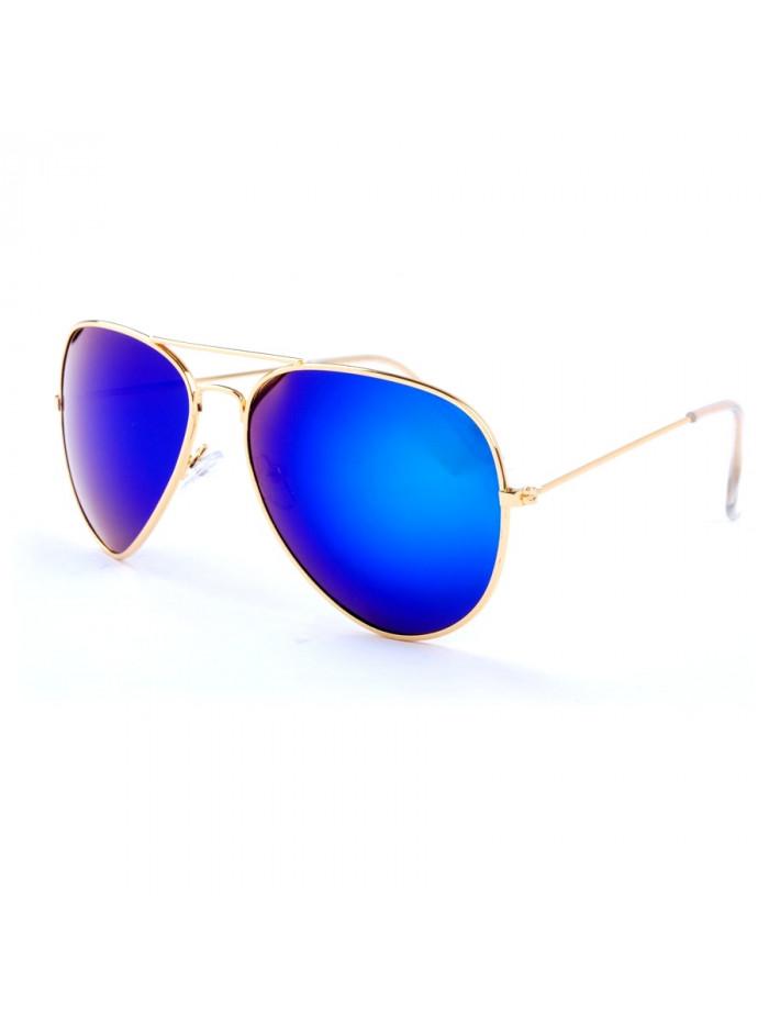 Slnečné okuliare Aviator Pilot Marine polarizačné