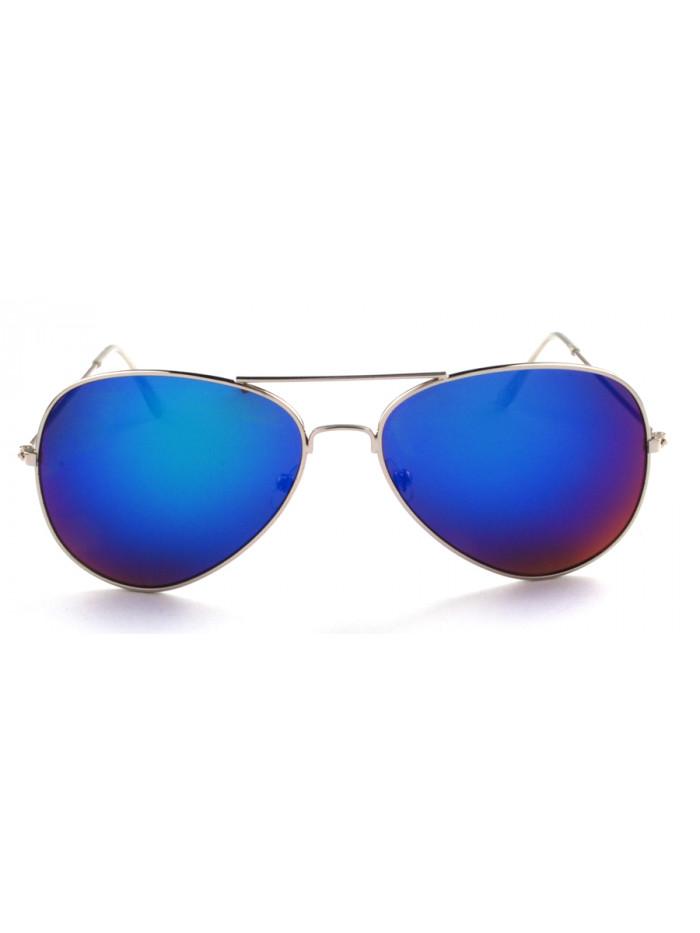 Slnečné okuliare Aviator Pilot Ocean polarizačné