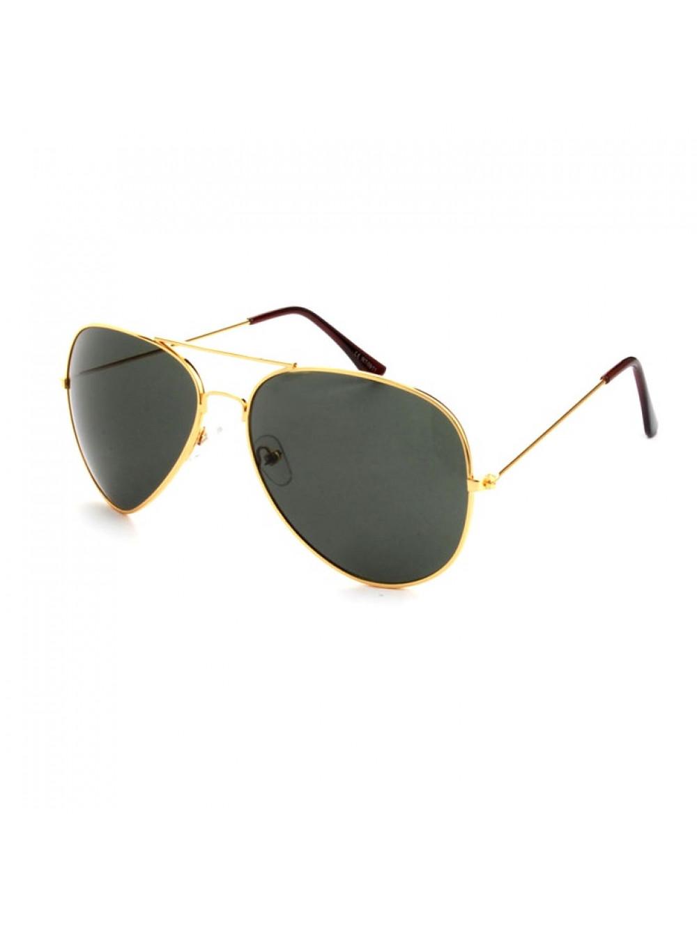 17f3514b5 Slnečné okuliare Aviator Pilot Top Gun polarizačné