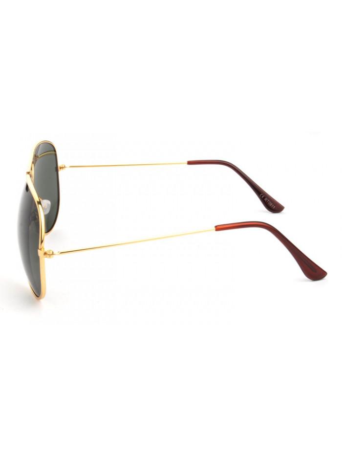 Slnečné okuliare Aviator Pilot Top Gun polarizačné