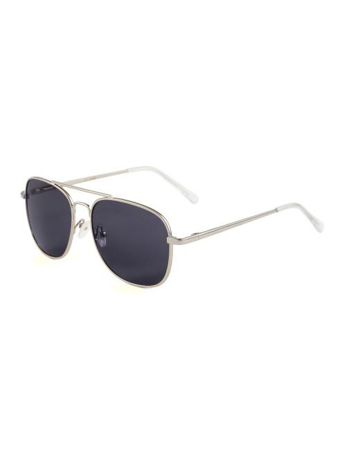 Slnečné okuliare Aviator Square Black