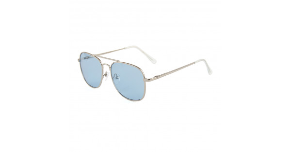 56a50efad Slnečné okuliare Aviator Square Blue
