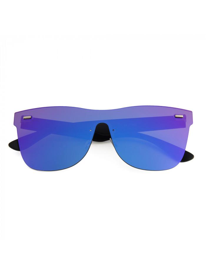 Slnečné okuliare Block Blue