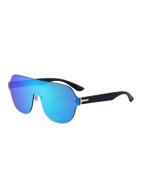 Slnečné okuliare Flat Shield Blue