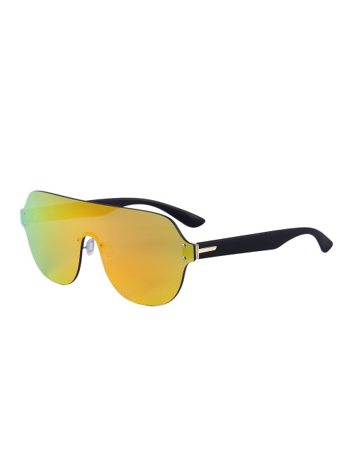 dca469b77 Slnečné okuliare Flat Shield Orange