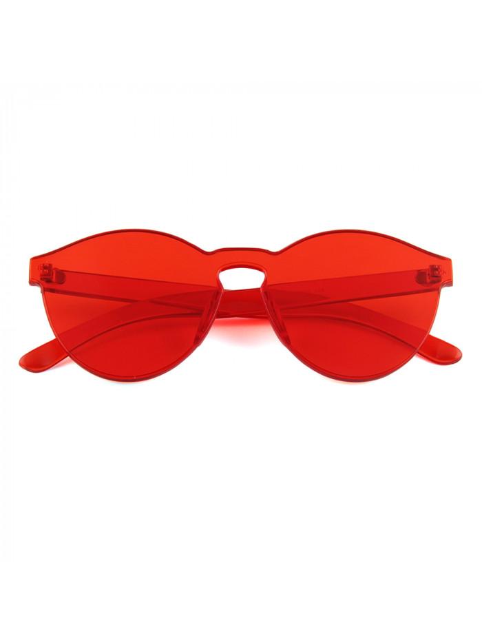 Slnečné okuliare Mono Red