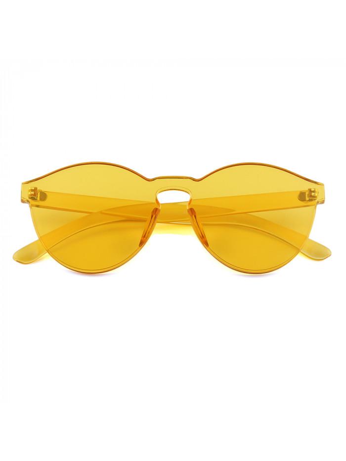 Slnečné okuliare Mono Yellow