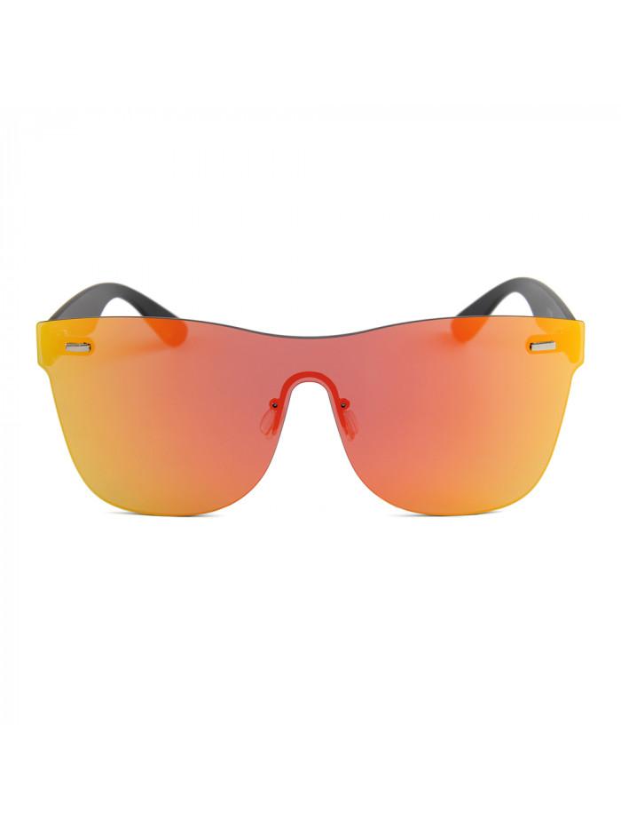 Slnečné okuliare Block Orange