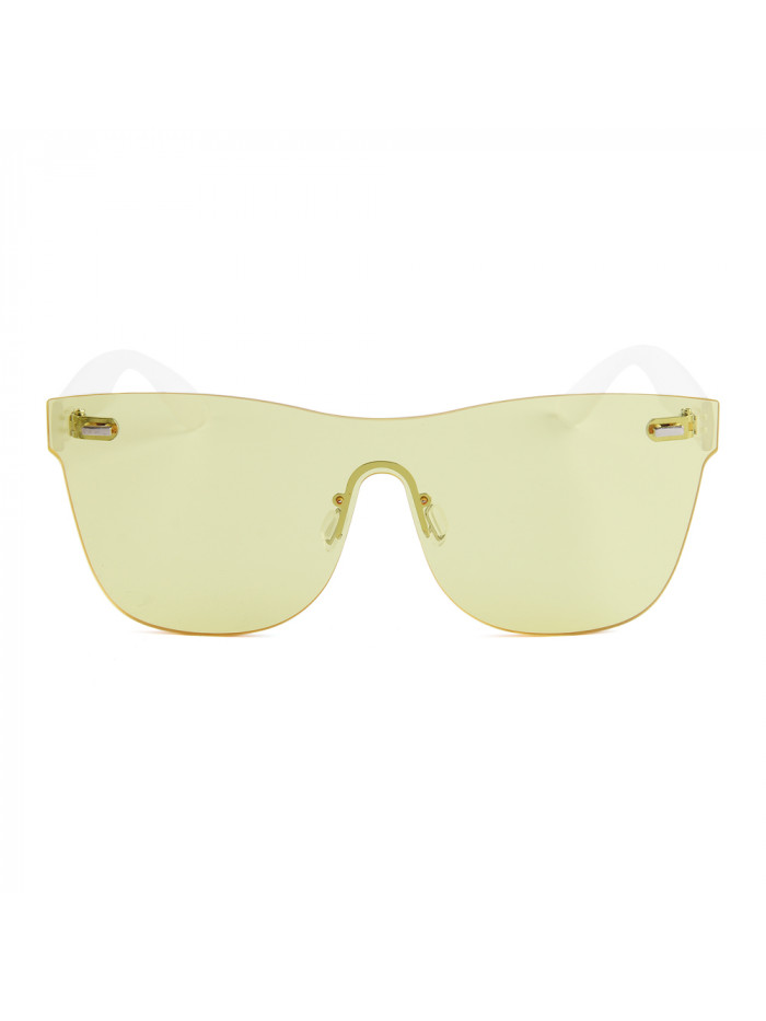 Slnečné okuliare Block Yellow