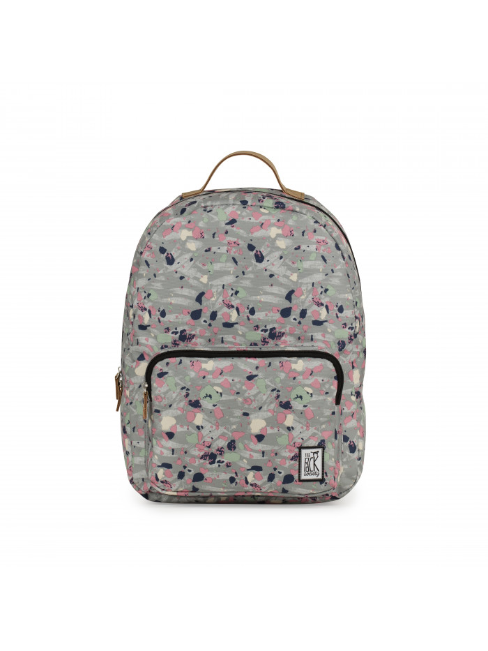 Batoh TPS Classic Backpack - Grey Speckles All-over
