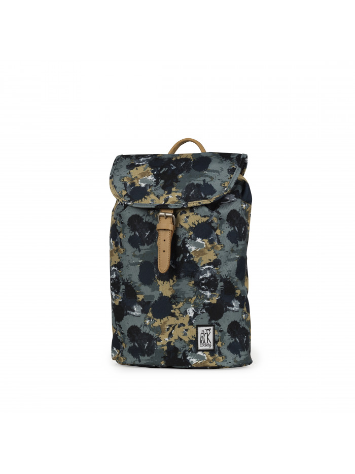 Batoh TPS Small Backpack Grey Camo All- Over